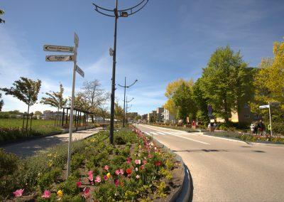 Władysławowo główna ulica